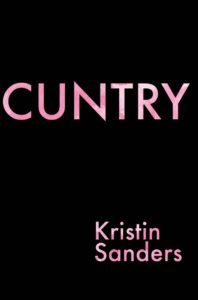 CUNTRY front cover
