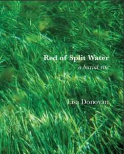 Red of Split Water: a burial rite